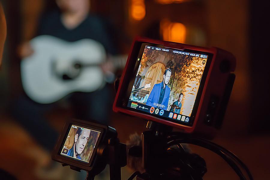 Snemanje videospota
